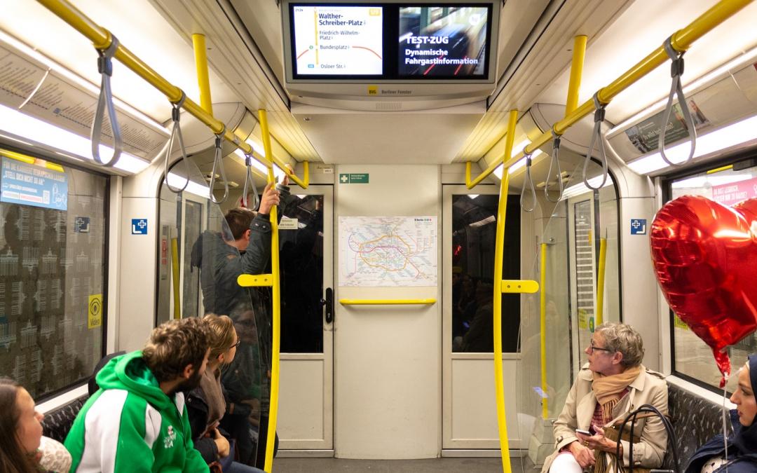 Eine Neue U- und S-Bahn Karte für Berlin