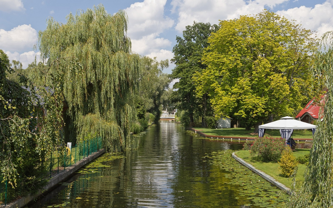 Explore The Hidden Canals Of New Venice In Berlin