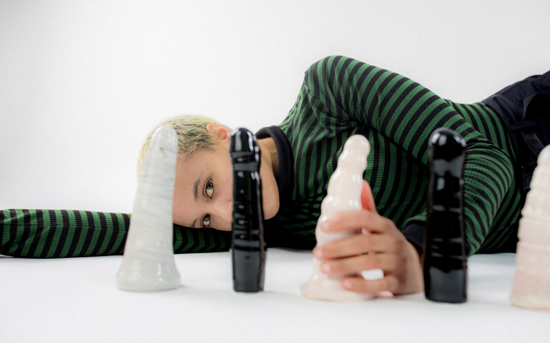Going In Deep & Hard: This Queer Artist Designs Porcelain Sex Toys