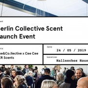 Berlin Collective Scent Launch Party