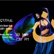 Noon Festival · Confessions of a Queer Arab · Talk & Panel
