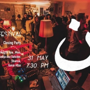 Noon Festival · Closing PARTY · queer, of colour, Muslim line-up