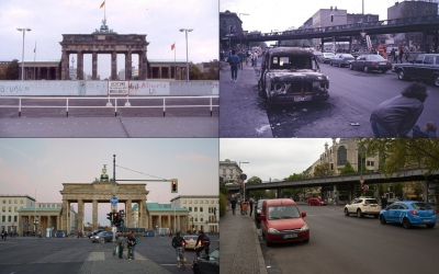 This Amazing Photo Project Compares Berlin Then And Now