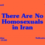 There Are No Homosexuals in Iran - Laurence Rasti