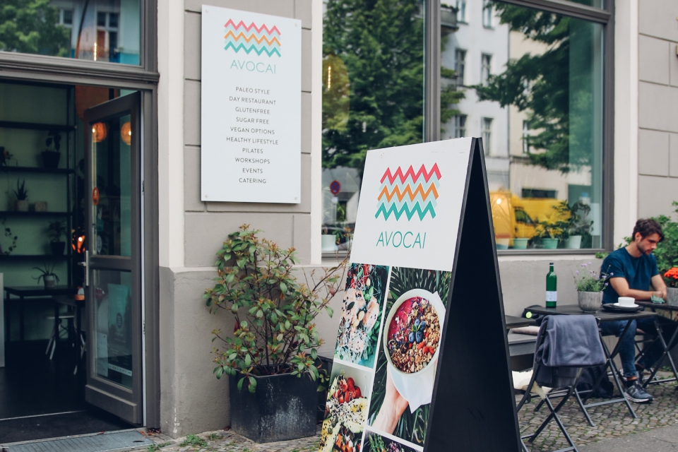 AVOCAI Cafe – Ein kleines Stück Bali in Berlin