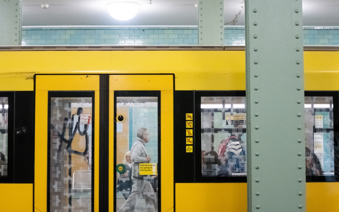Quiz: How well do you know Berlin's Subway Stations?