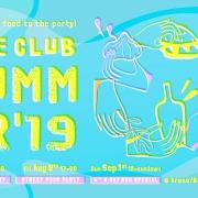 BITE CLUB Berlin Street Food Party Season Launch - July 2019