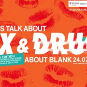 Let\'s Talk About Sex & Drugs Buttons and BBQ Edition