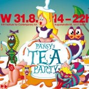 Pansy\'s Tea Party / Saturday, August 31 at KW