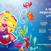 Pansy\'s Paradise / Oct 20-26th at The Night Embassy