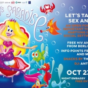 Let\'s Talk About Sex and Drugs / Pansy\'s Paradise / Weds Oct 23