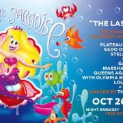 The Last Splash / Pansy\'s Paradise / Saturday October 26