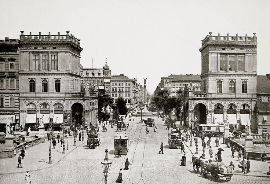 Als Berlin eine Metropole wurde