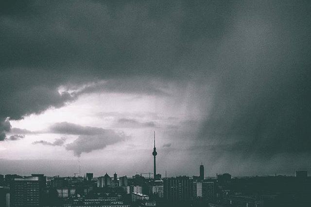 Berlin is… Still Too Cold