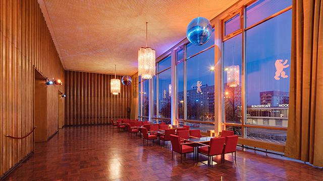 Kino International bar