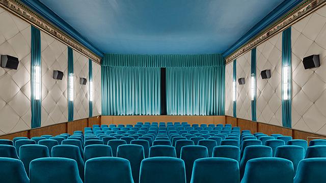 Neues Off auditorium