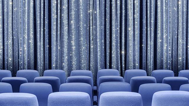 Rollberg Kino auditorium