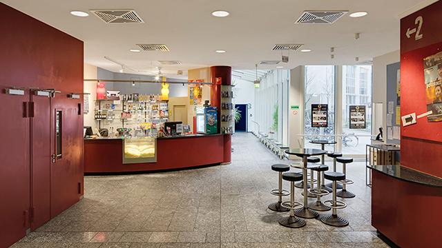 Rollberg Kino interior