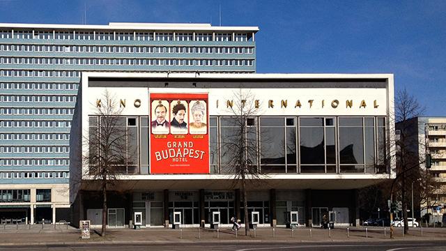 Kino International exterior
