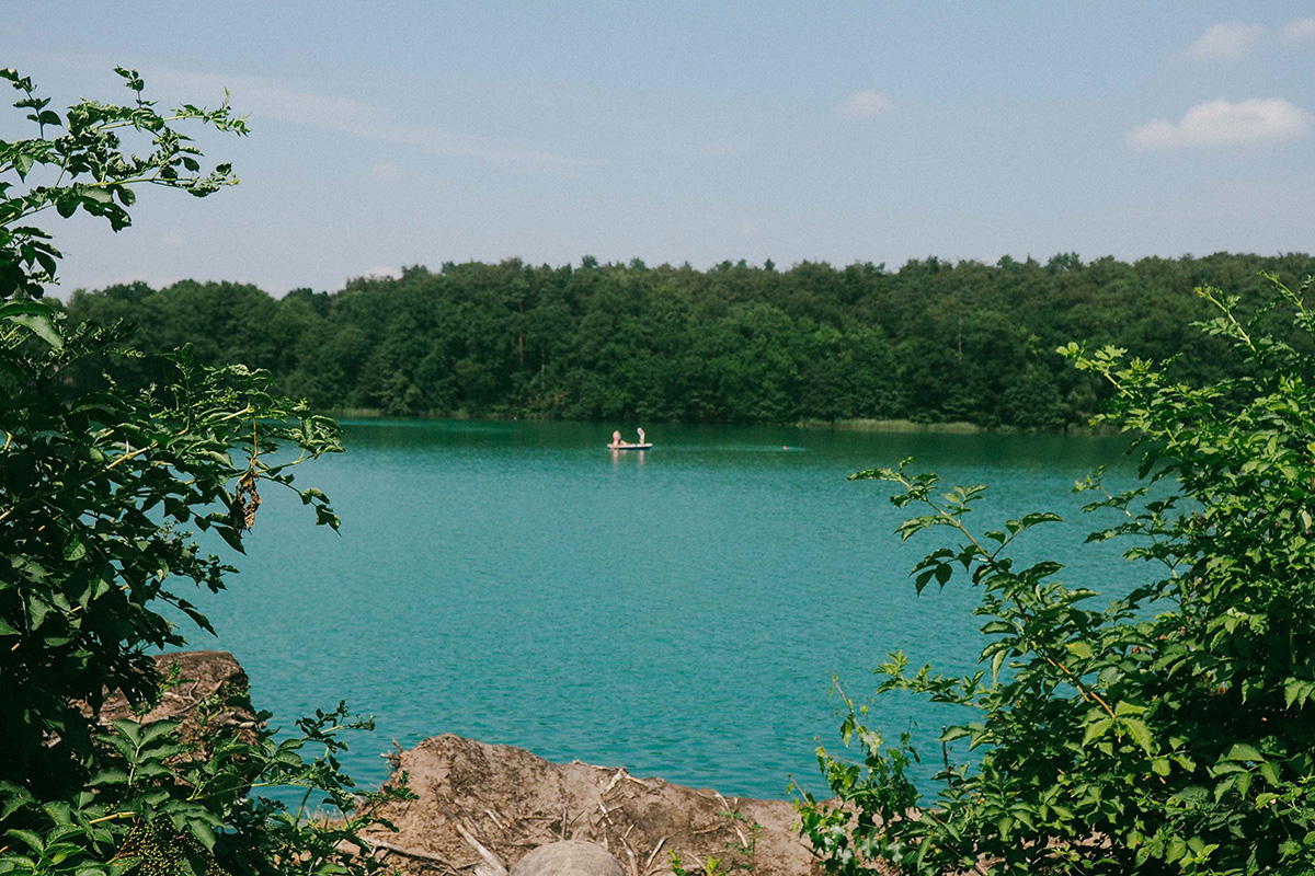 The Most Awesome Lake of Berlin: Liepnitzsee