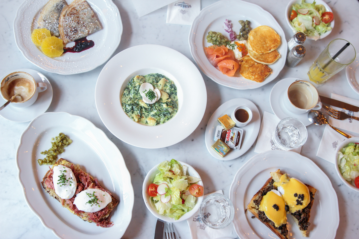 The All-Day Breakfast Guide for Berlin
