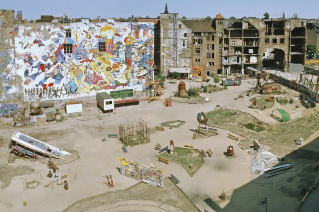 The Story of the Tacheles Art House in Berlin ...