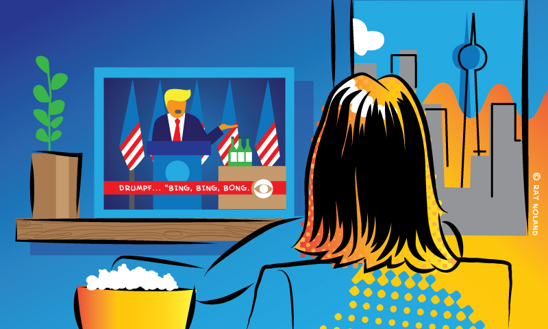 How to Handle Patriotic Humiliation Abroad
