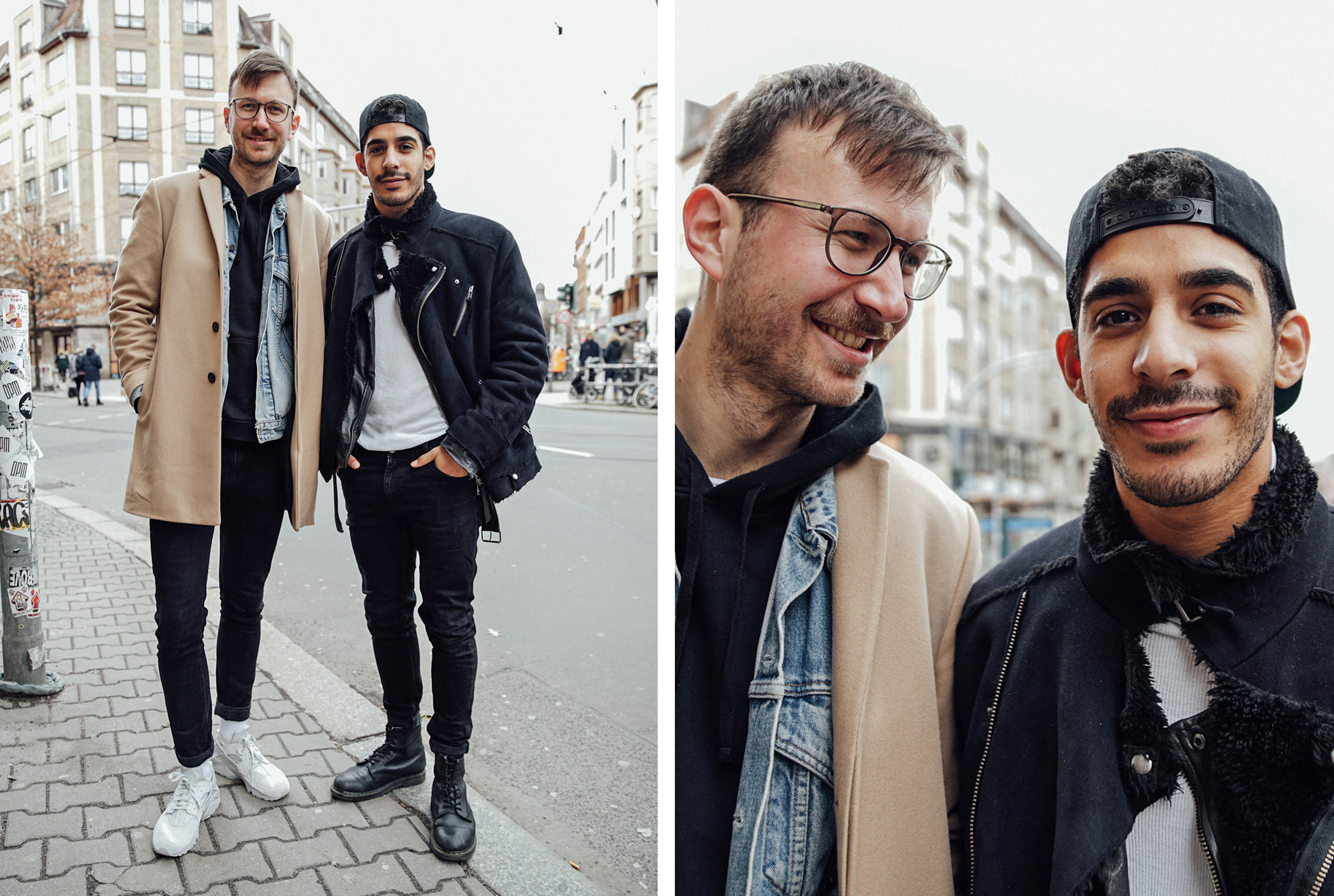 """Street Portraits: """"What is special about Berlin?"""""""
