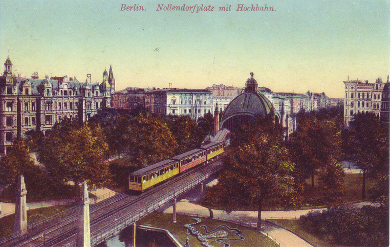 Time Travel Berlin: Historic Views of Schöneberg