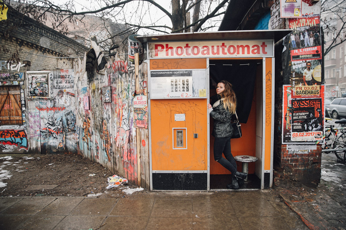 Can Berlin Change You (For The Better)?