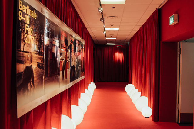 Backstage Abenteuer bei der Berlinale 2017