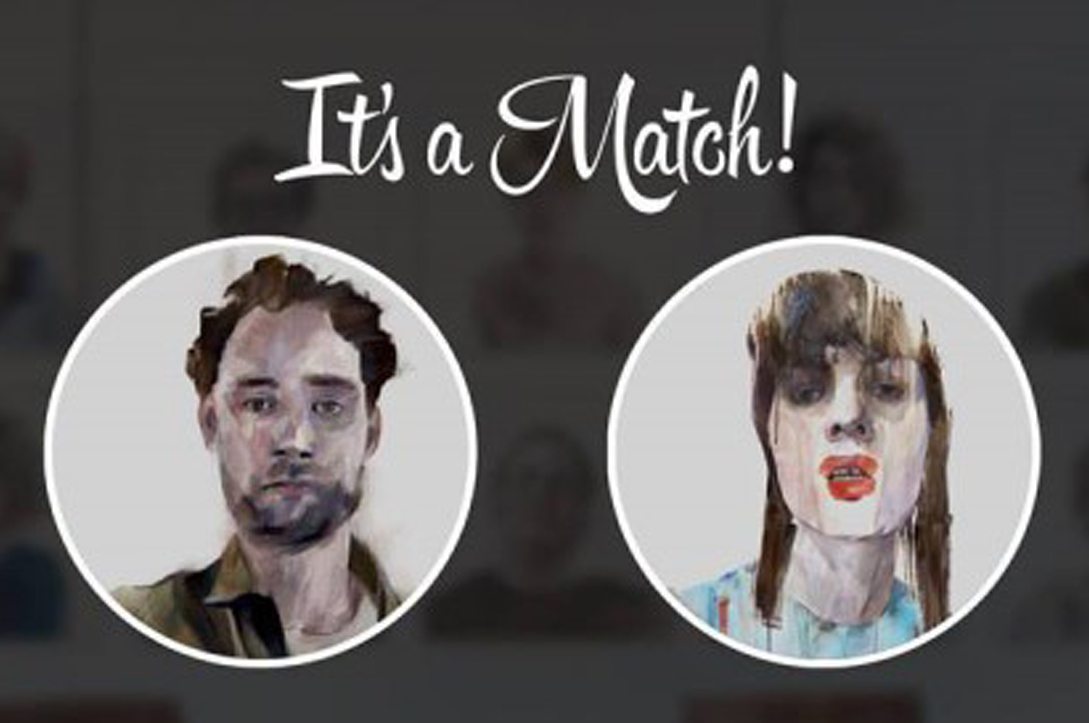 City of Singles – Portraits of Tinder Exhibition