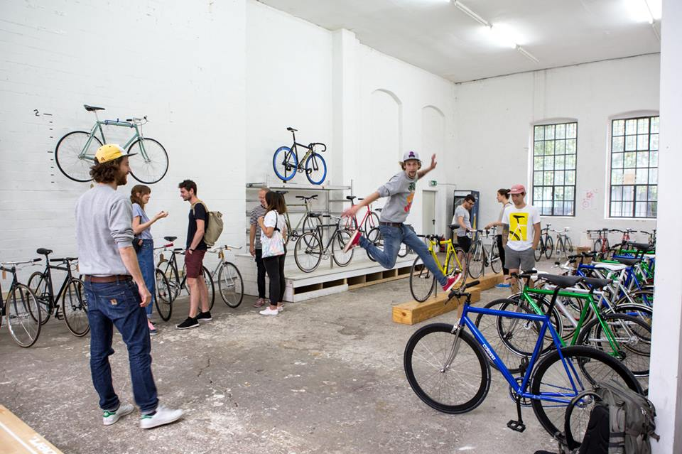 Ein Berliner Bike Shop Guide