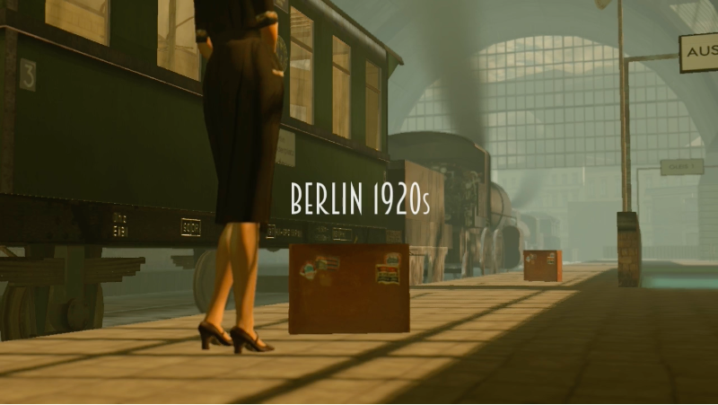 Bringing Back the Golden Twenties of Berlin in Second Life
