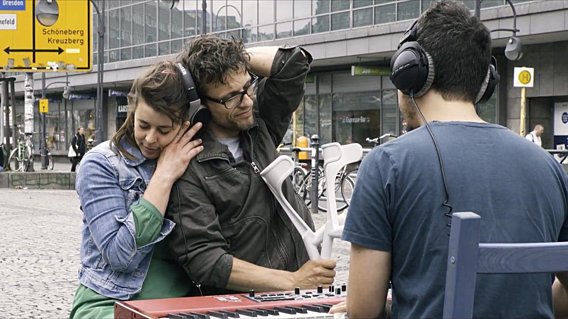 A Free Private Piano Concert at Hermannplatz