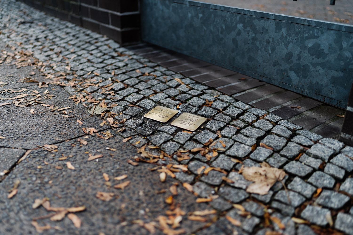 The Memories of the Holocaust in the Streets of Berlin