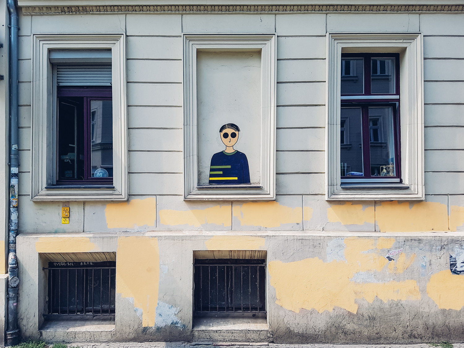 The Mysterious New Street Art Characters in Berlin