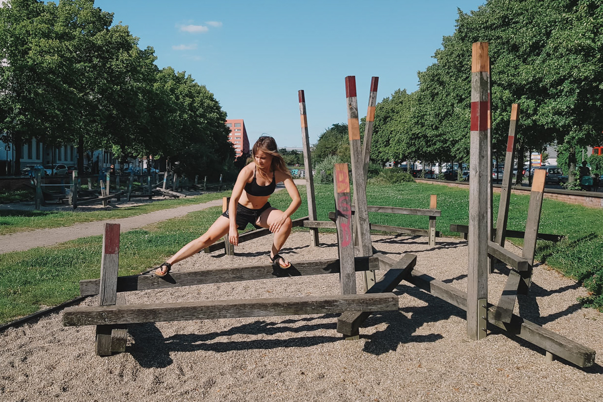 A Natural Workout in the Parks & Playgrounds of Berlin