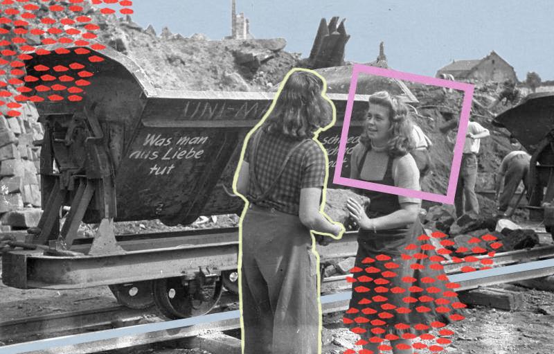 Post-War Girl Power: The Rubble Women of Berlin