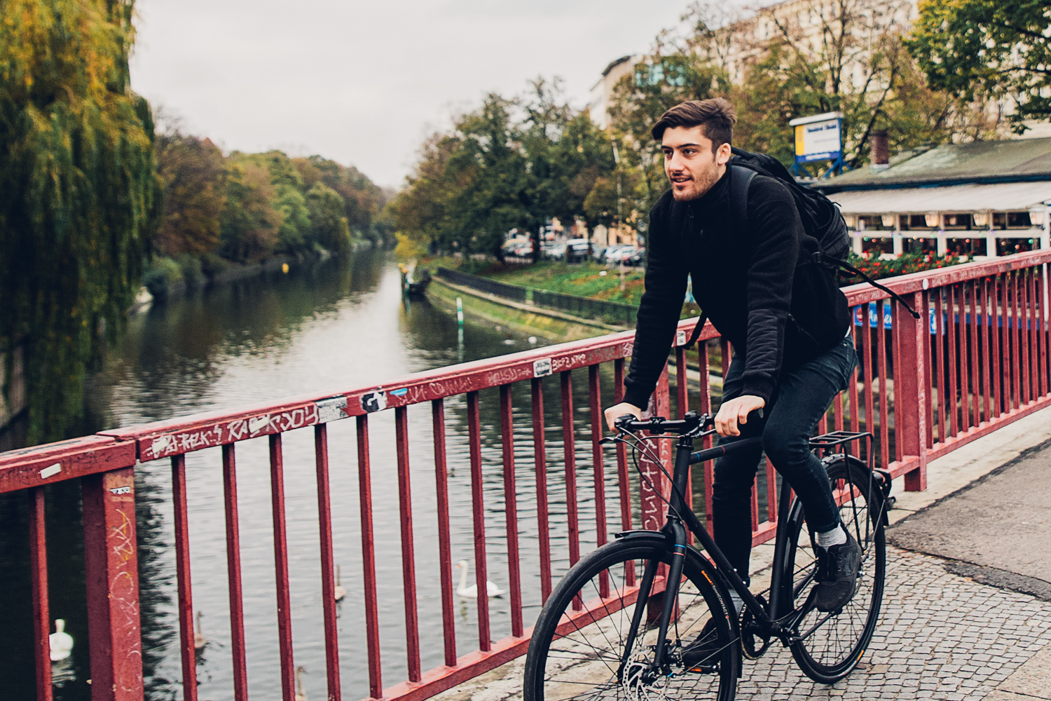 A Bike Tour through Kreuzberg with a Barista