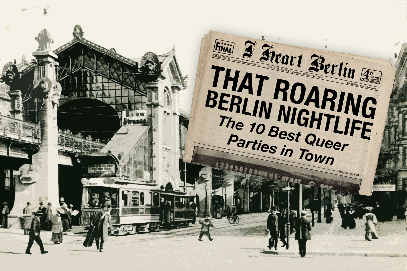 History Phone: The 20s Guide to Naughty & Queer Berlin