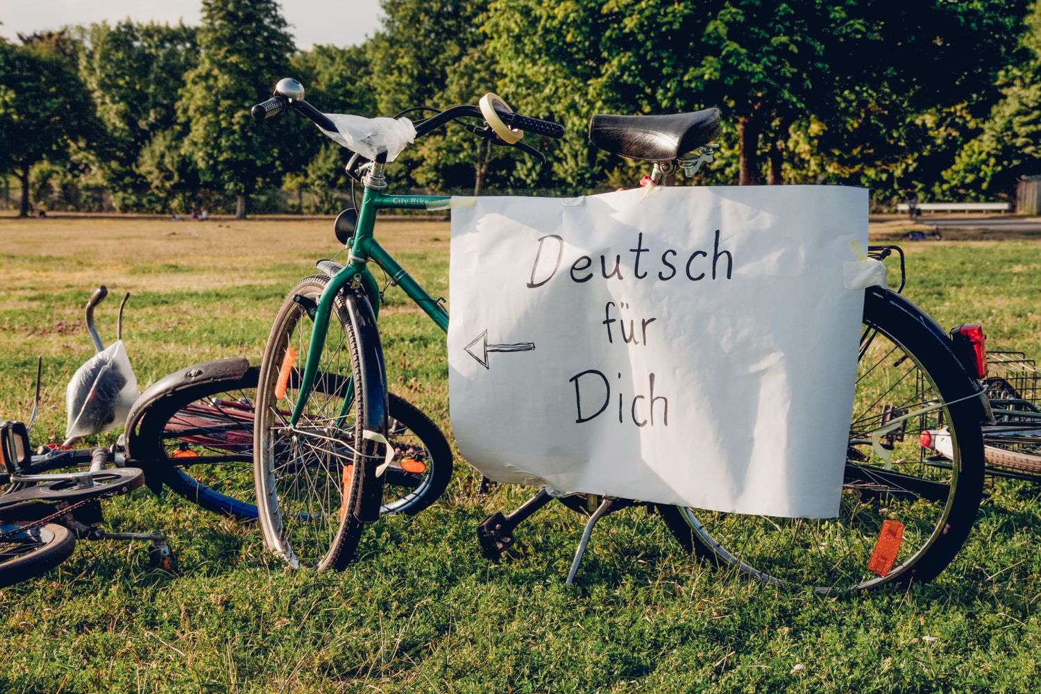 Alternative Deutschkurse in Berlin