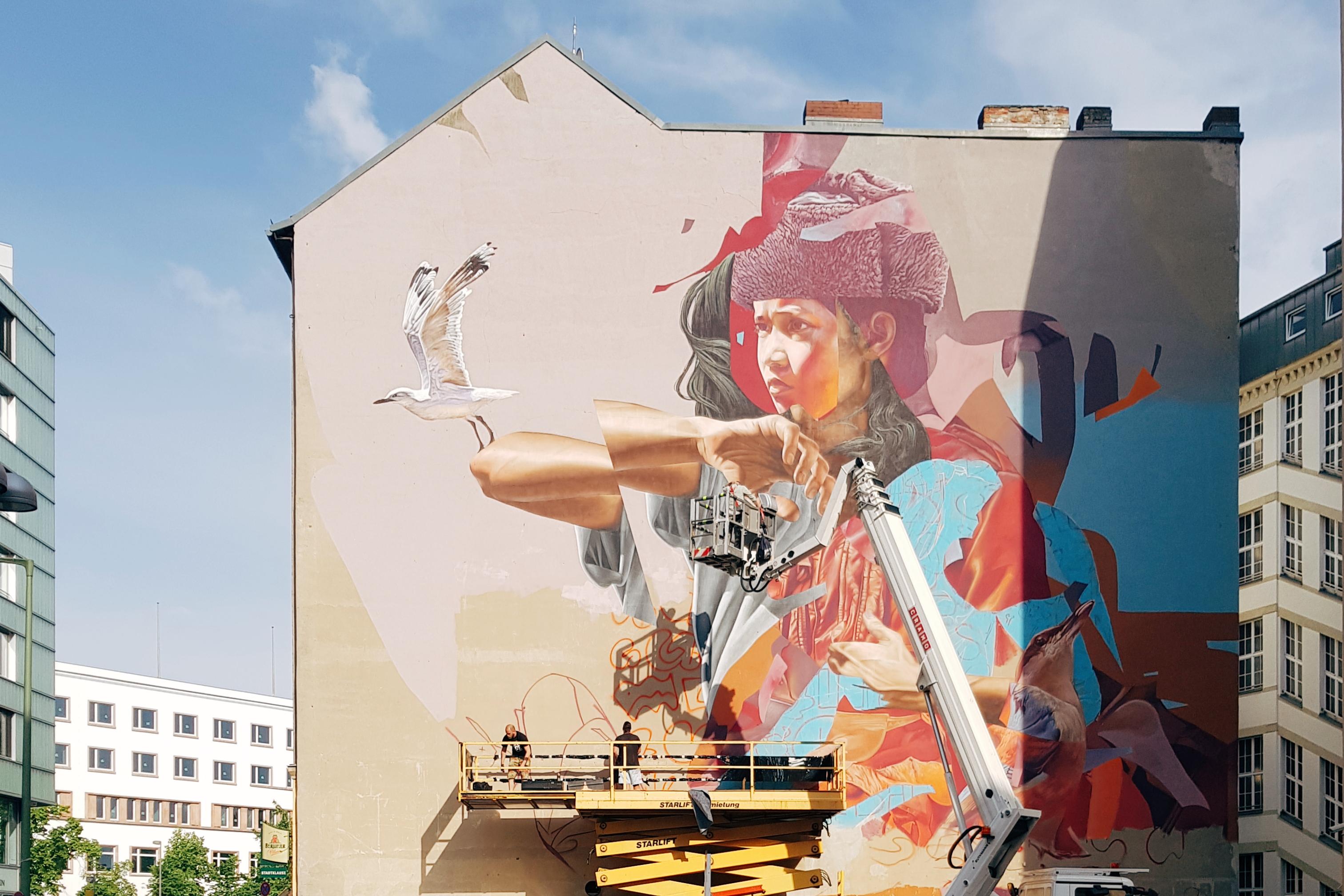 Berlin Got Over 30 Awesome New Street Art Murals