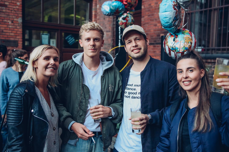 Blogfabik Celebrating its 3rd Anniversary Party