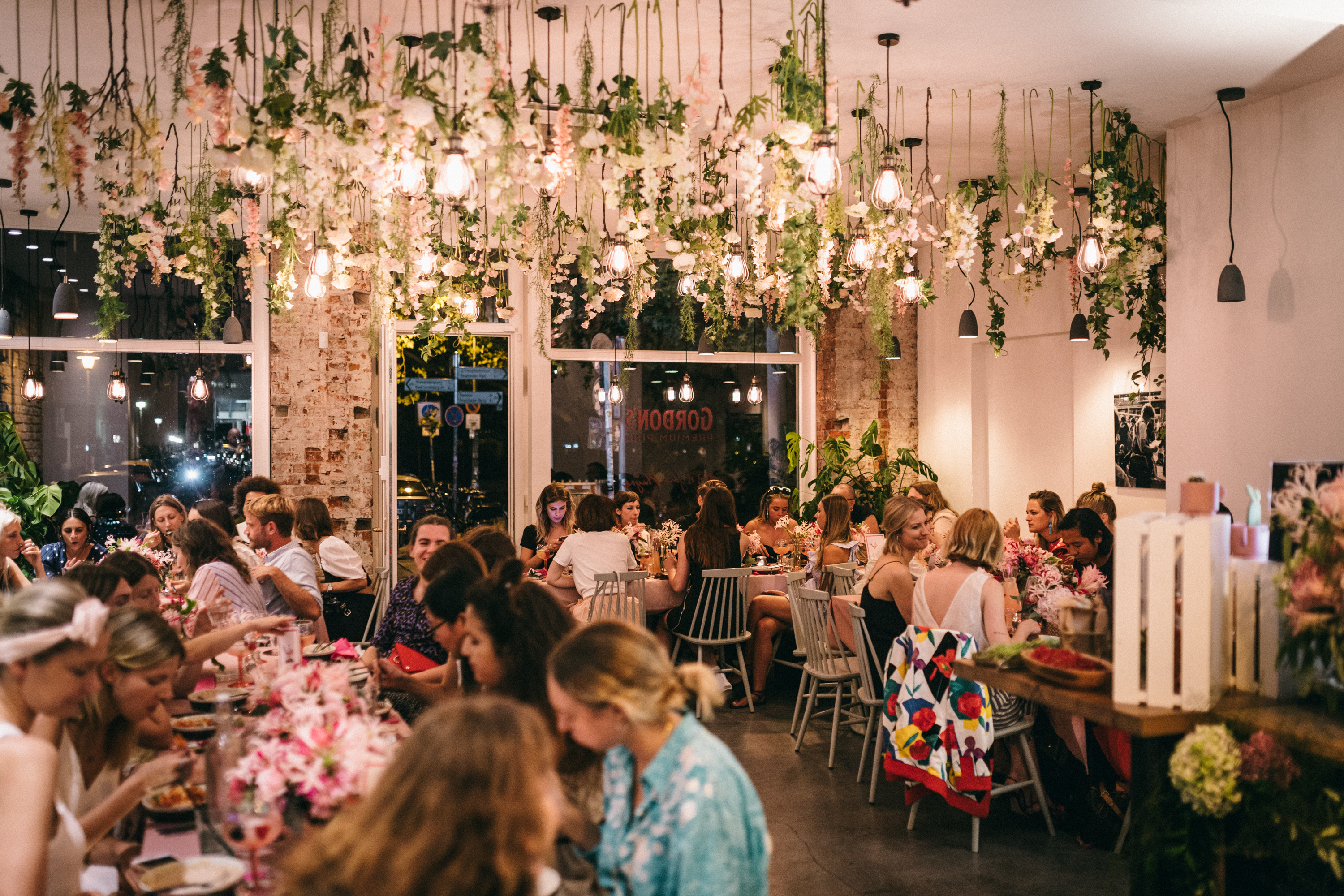 A Themed Dinner Full of Love & Pink Harmony with Gordon's Pink Gin
