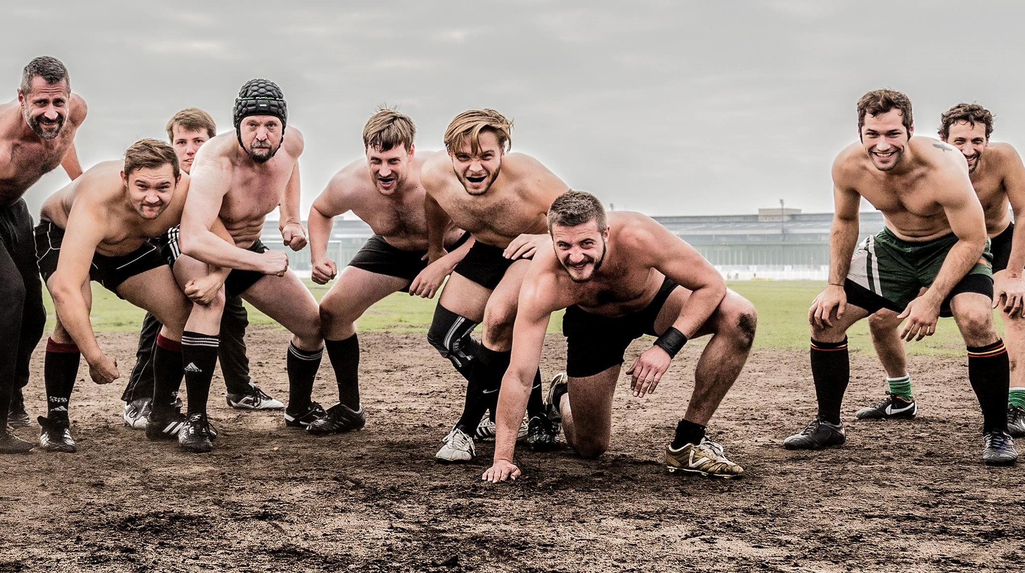 This Gay Rugby Team from Berlin Knows How to Defeat Stereotypes