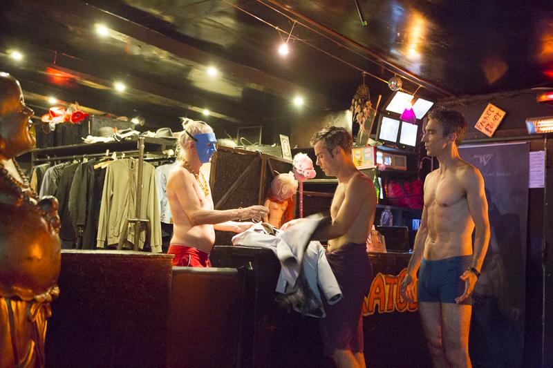 KitKatClub, garderobe | iHeartBerlin.de
