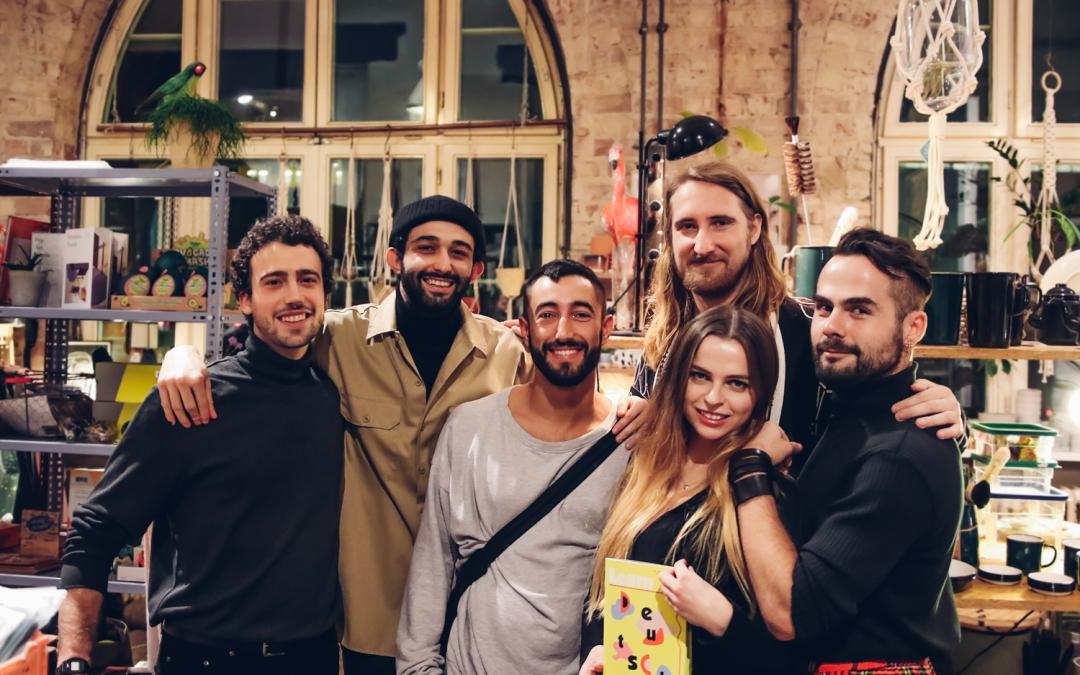 iHeartBerlin's Relaunch und Book Release im Hallesches Haus