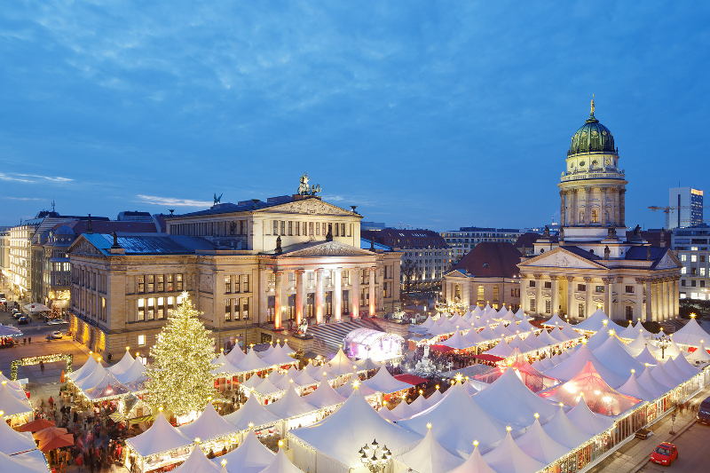 The Most Unique Christmas Markets & Events in Berlin