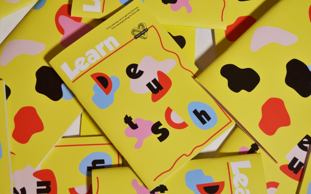 Learn Deutsch with iHeartBerlin: A Different Kind of German Language Book